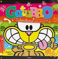 Libro Calendario De Pared Gaturro 2022.