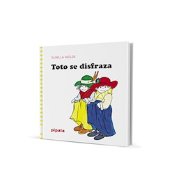 Libro Toto Se Disfraza