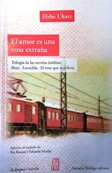 Libro El Amor Es Una Cosa Extra/A