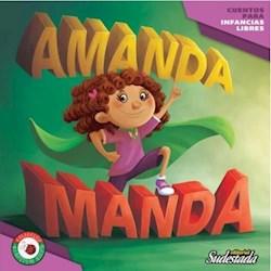Libro Amanda Manda