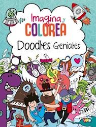 Libro Doodles Para Colorear