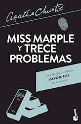 Libro Miss Marple Y Trece Problemas