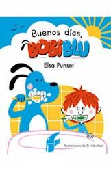 Papel Buenos Dias Bobi Blue