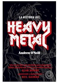 Papel La Historia Del Heavy Metal