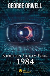 Libro Nineteen Eighty-Four (1984)