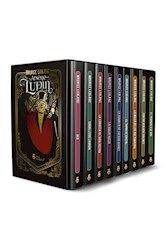 Libro Arsene Lupin : Obras Selectas 9 Volumenes