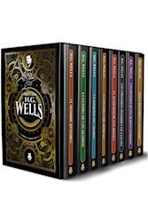 Libro Obras Selectas H.G. Wells 8 Volumenes