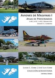Libro Aviones De Malvinas I
