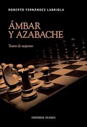 Libro Ambar Y Azabache