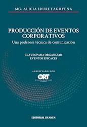 Libro Produccion  De Eventos Corporativos