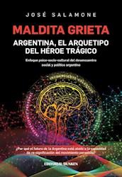 Libro Maldita Grieta