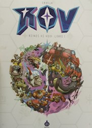 Libro Rov ( Libro 1 De Los Reinos De Void )