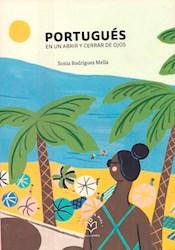 Libro Portugues En Un Abrir Y Cerrar De Ojos