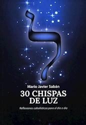 Libro 30 Chispas De Luz