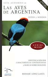 Libro Las Aves De Argentina  -Fotos Y Sonidos