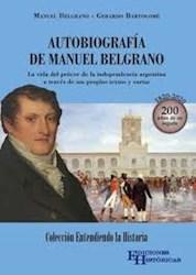 Libro Libro Autobiografia De Manuel Belgrano