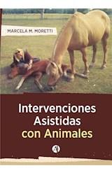 E-book Intervenciones asistidas con animales