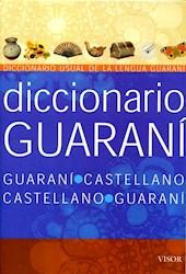Papel Diccionario Guarani Castellano/Castellano Gu