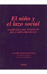 Papel EL NIÑO Y EL LAZO SOCIAL