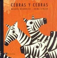 Libro Cebras Y Cebras