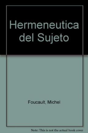 Papel Hermeneutica Del Sujeto