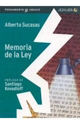 Papel MEMORIA DE LA LEY