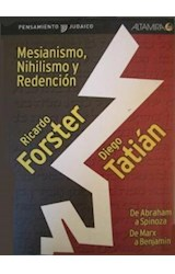 Papel MESIANISMO, NIHILISMO Y REDENCION