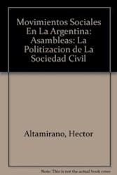 Libro Movimientos Sociales En La Argentina