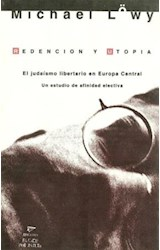 Papel REDENCION Y UTOPIA (JUDAISMO LIBERTARIO EN EUROPA CENTRAL)