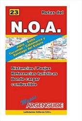 Papel Mapa De Rutas Del N.O.A.