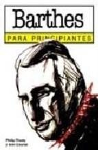 Papel Barthes Para Principiantes