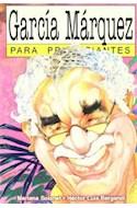 Papel GARCIA MARQUEZ PARA PRINCIPIANTES (50) (RUSTICA)