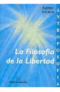 Papel FILOSOFIA DE LA LIBERTAD