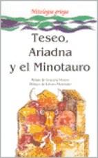Papel Teseo Ariadna Y El Minotauro