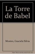 Papel TORRE DE BABEL [HISTORIAS DE LA BIBLIA] (COLECCION LA MAR DE CUENTOS 19)