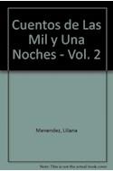 Papel CUENTOS DE LAS MIL Y UNA NOCHES [VOLUMEN 2] (COLECCION LA MAR DE CUENTOS SERIE MAYOR)