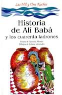 Papel HISTORIA DE ALI BABA Y LOS CUARENTA LADRONES [LAS MIL Y UNA NOCHES] (COLECCION LA MAR DE CUENTOS 37)