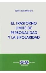 Papel TRASTORNO LIMITE DE PERSONALIDAD Y LA BIPOLARIDAD