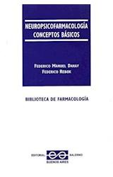 Papel NEUROPSICOFARMACOLOGIA CONCEPTOS BASICOS