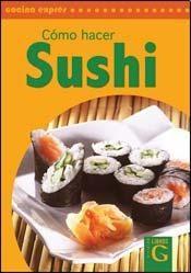 Libro Como Hacer Sushi