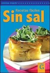 Libro Recetas Faciles Sin Sal