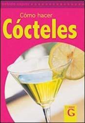 Libro Como Hacer Cocteles