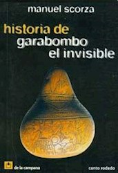 Papel Historia De Garbombo El Invisible