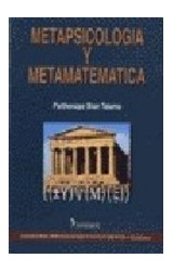 Papel METAPSICOLOGIA Y METAMATEMATICA