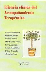 Papel EFICACIA CLINICA DEL ACOMPAÑAMIENTO TERAPEUTICO