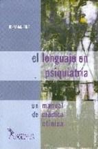Libro El Lenguaje En Psiquiatria