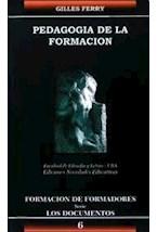 Papel PEDAGOGIA DE LA FORMACION 6 (FORMACION DE FORMADORES)