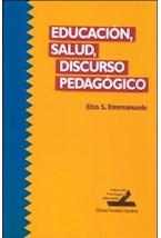 Papel EDUCACION, SALUD, DISCURSO PEDAGOGICO