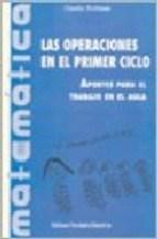 Papel Operaciones En El Primer Ciclo, Las