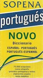 Libro Diccionario Portuguez Novo Esp-Port  Port-Esp